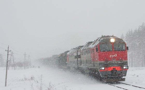 18 единиц железнодорожной спецтехники подготовлено в Смоленской области для работы в зимних условиях