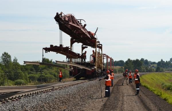Более 18 км железнодорожных путей отремонтировано в Смоленской области