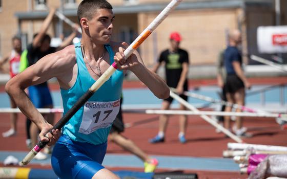 Чемпионат России по многоборьям пройдет в Смоленске