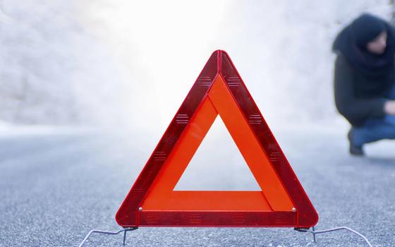 Две аварии произошли в Смоленской области за последние 24 часа