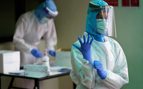 Еще у 134 жителей Смоленщины подтвердился коронавирус