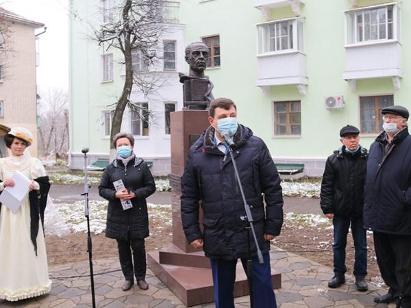Где открыли бюст Александру Беляеву?