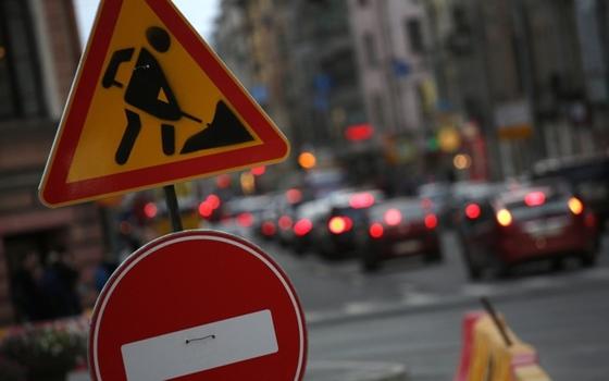 На улице Студенческой в Смоленске ограничат движение транспорта