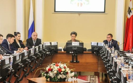 Первая сессия Смоленского городского Совета нового созыва прошла в Смоленске