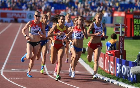 Спортсмены из Смоленщины завоевывают призовые места на соревнованиях по легкой атлетике