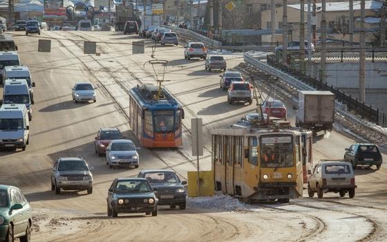 В Смоленске возобновляется движение трамваев в Заднепровье
