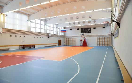 В Смоленске завершили ремонт спортшколы на улице Кутузова