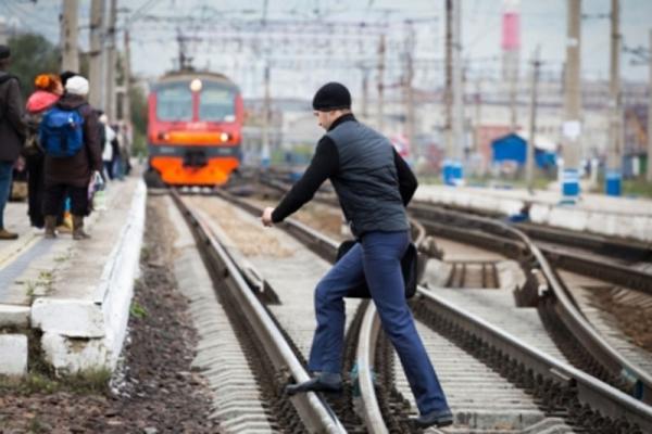 Количество несчастных случаев на железной дороге в Смоленской области снизилось на 40 % за 11 месяцев