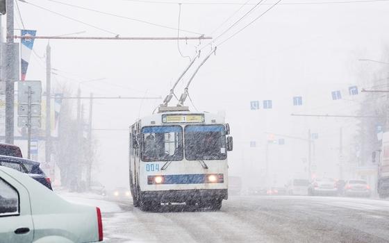 В Смоленске изменится расписание движения троллейбусов