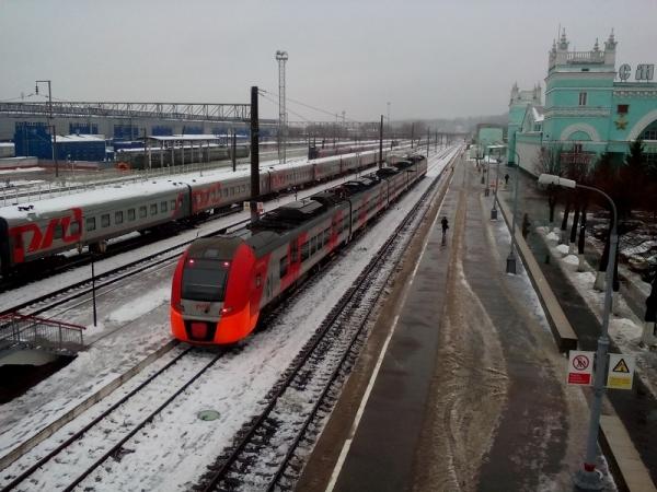 Билеты на «Ласточку» Смоленск – Москва можно купить от 555 рублей