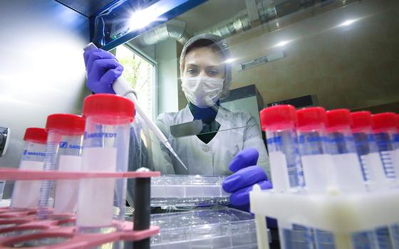 Коронавирус диагностировали у более 19 000 жителей Смоленщины
