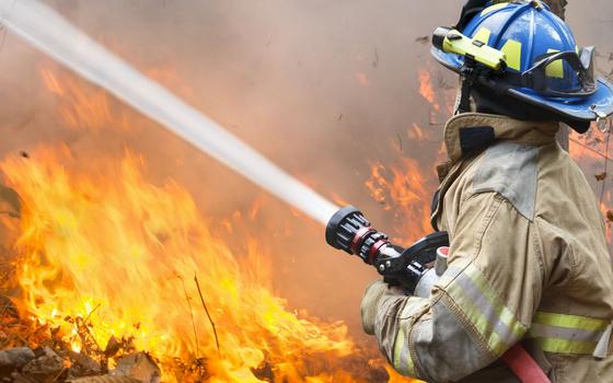 Плохая привычка привела к пожару в Ярцеве