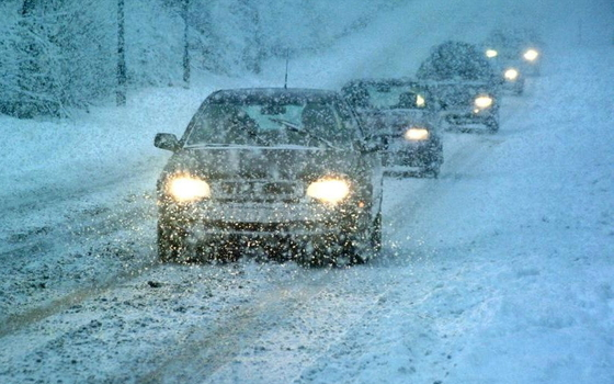 Смоленских автомобилистов предупреждают об ухудшении погоды