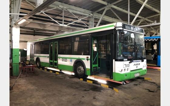 В Смоленск поступили новые автобусы