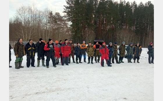 В Смоленске прошли соревнования по баскетболу и рыбной ловле