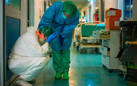 В Смоленской области резко выросло число смертей от коронавируса
