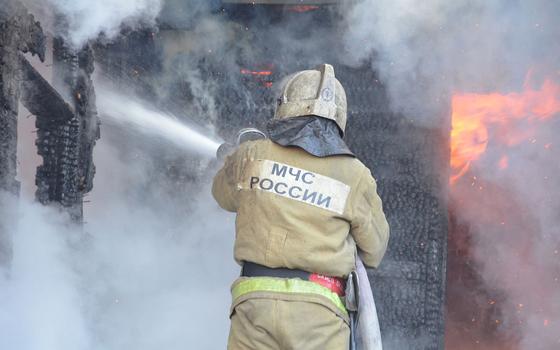 Восемь пожаров устроили смоляне в последний день 2020 года