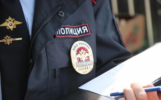 Житель Рудни может получить уголовку за оскорбление полицейского