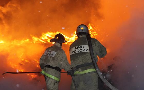 Жители деревни Мурыгино остались без крыши над головой после пожара