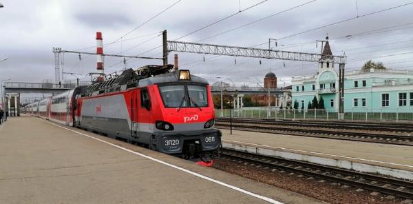 7 новых локомотивов поступят на МЖД в 2021 году