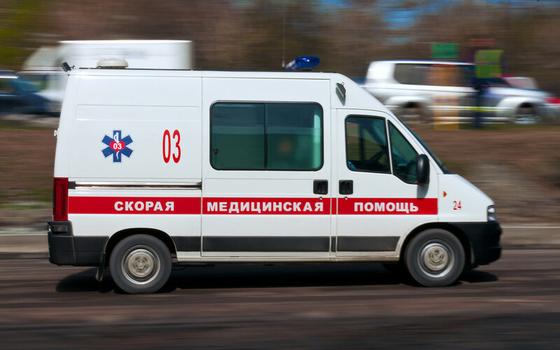 Ребенок пострадал в результате жесткого ДТП в Смоленске