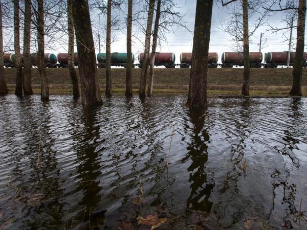 В Смоленском регионе МЖД ведутся работы по пропуску весеннего паводка
