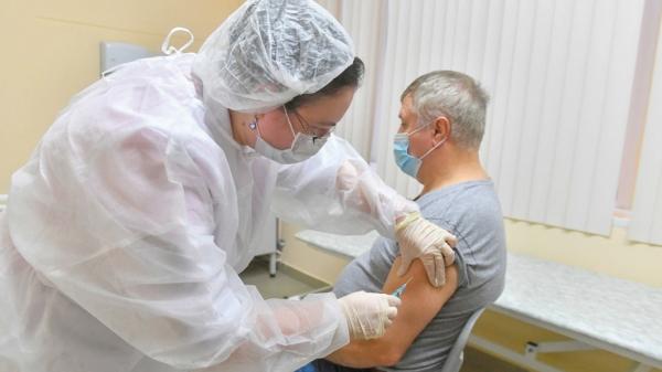 Возраст прививке не помеха
