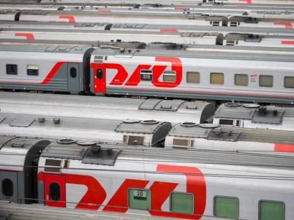 Дополнительный пассажирский поезд свяжет Смоленск и Москву в период майских праздников