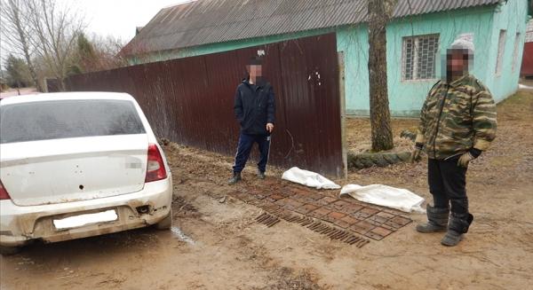Смоленскими транспортными полицейскими пресечена кража свыше 170 кг лома черного металла