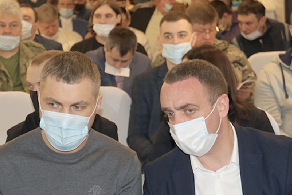 В Смоленске открылась  «Вахта памяти»