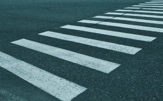 В Смоленске водитель без прав сбил детей