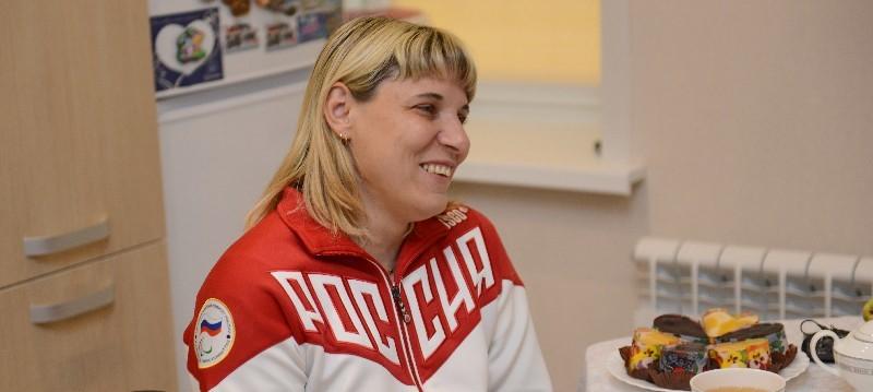 Смоленская легкоатлетка участвует в Паралимпийских играх
