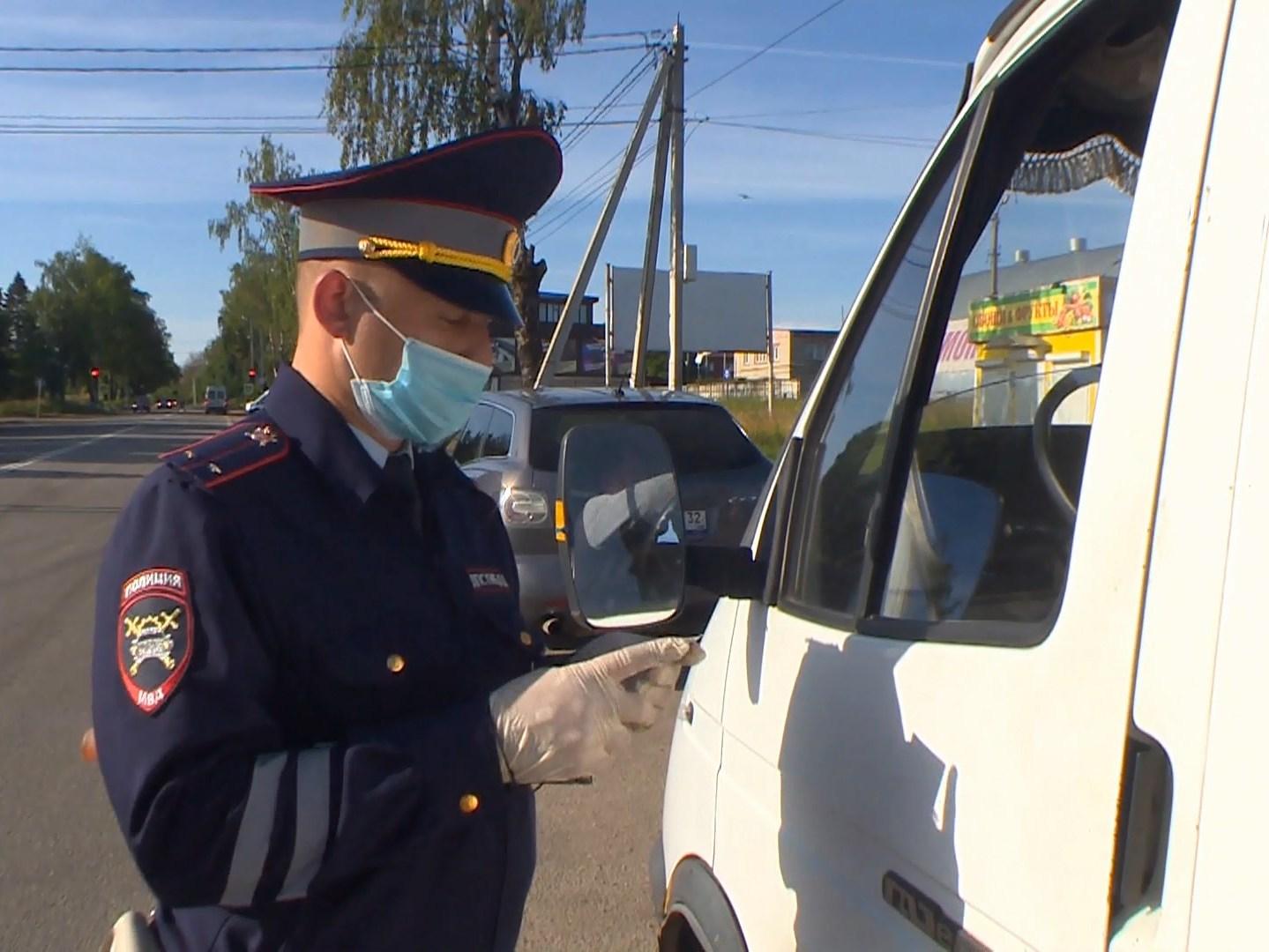 Госавтоинспекция Смоленска проверит автолюбителей на предмет алкогольного опьянения