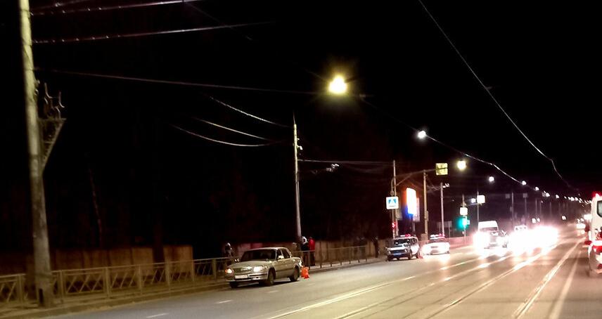 В Смоленске автомобиль сбил ребенка