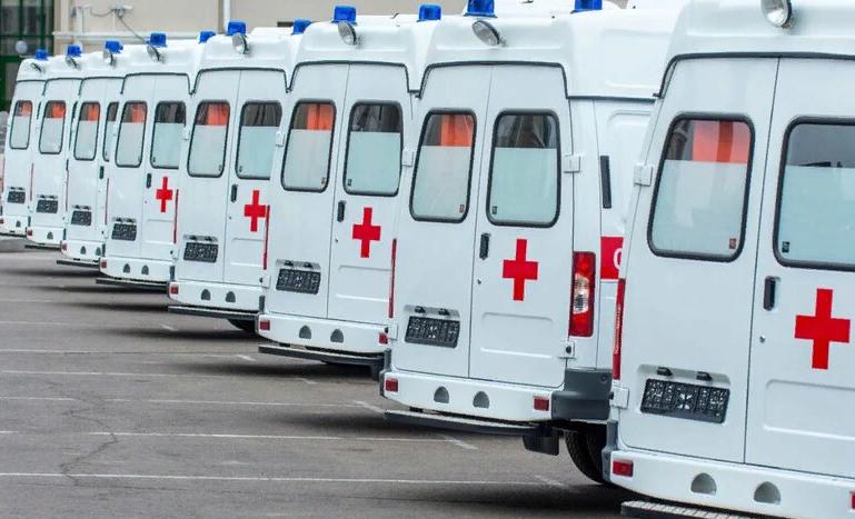 Смоленская область получила новые автомобили скорой помощи
