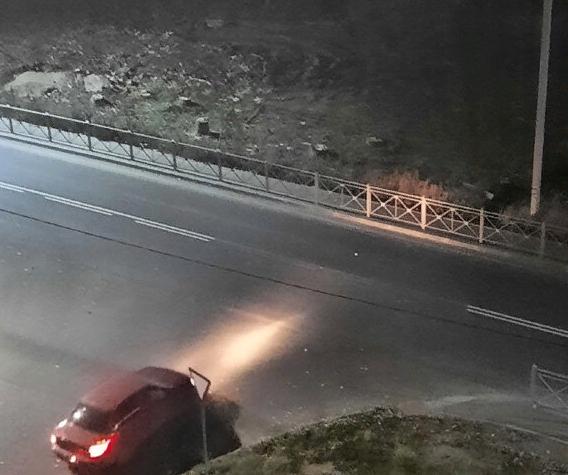 В Смоленске изменили разметку на проблемном участке Киевского шоссе